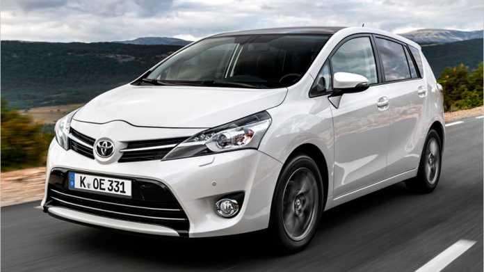 In der Mitte seines Lebenszyklus erhält der Toyota Verso das obligatorische Facelift.