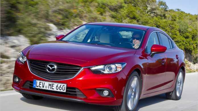 Anfang Februar 2013 schickt Mazda sein neues Mittelklassemodell 6 an den Start.