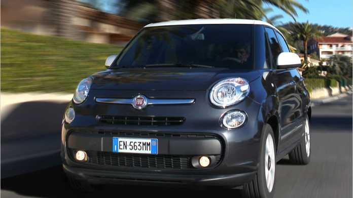 Fiat ergänzt die Motorenpalette des 500L um zwei weitere Aggregate.