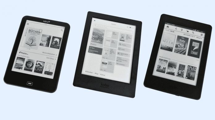 Kindle, Kobo, Tolino: Kaufberatung E-Book-Reader