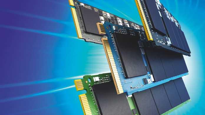 nachgehakt: SSDs mit PCIe-Schnittstelle