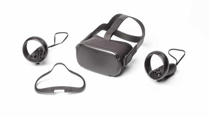 Oculus Quest im c't-Test: VR mit High-End-Tracking ohne PC