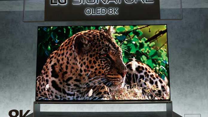 Was bringt 8K und wer braucht Riesen-TV-Displays?