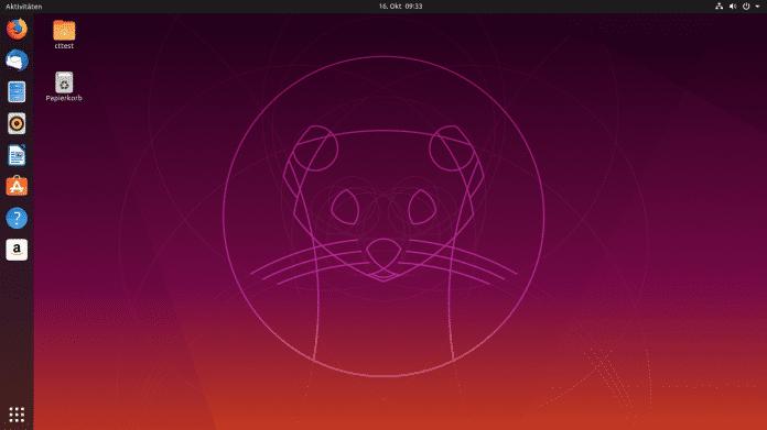 !!!! Ubuntu 19.10.