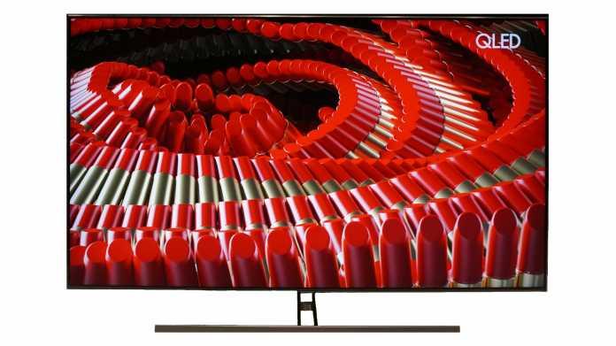 Samsung-TVs: Wenn Künstliche Intelligenz zum Schummeln verleitet