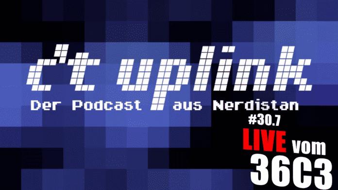 c't uplink LIVE vom 36C3