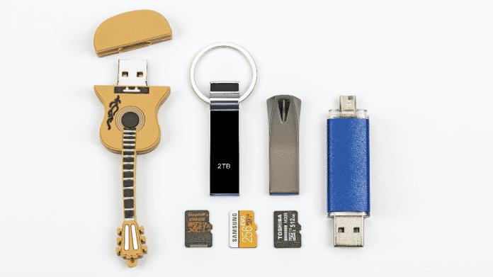 Gefälschte USB-Sticks und MicroSD-Karten bei Joom.com, eBay und Amazon