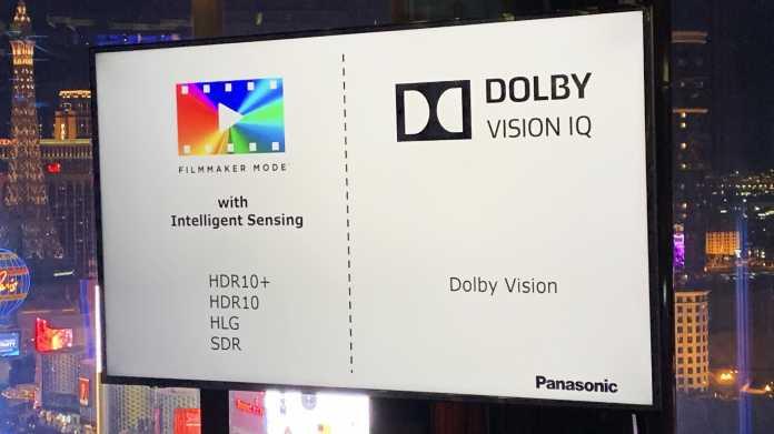 """""""Dolby Vision IQ"""" und """"Filmmaker Mode"""" fürs perfekte TV-Bild"""