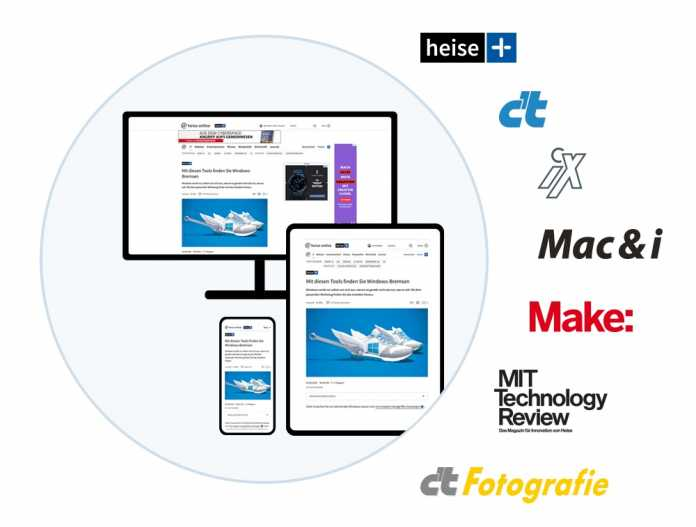 heise+ Marketing-Bild