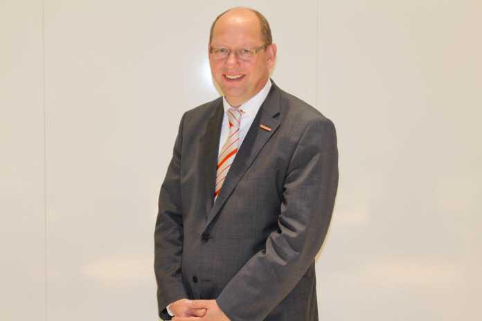 Olaf Heide, Geschäftsführer von MediMax