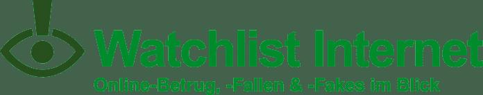 Logo der Watchlist Internet