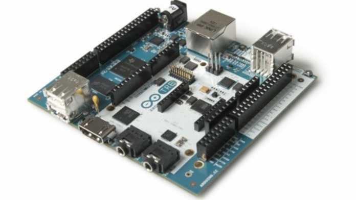 Ausblick auf Arduino TRE: Entwicklerboard mit Linux und Cortex-A8-CPU
