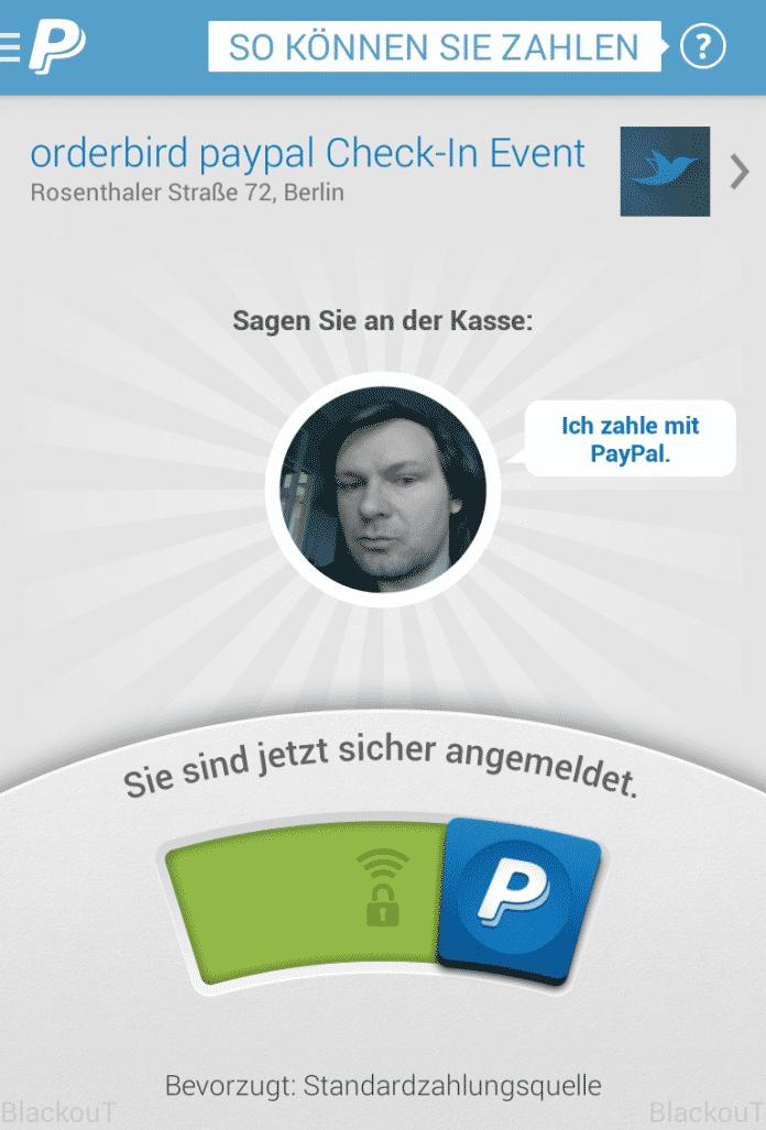 PayPal-App