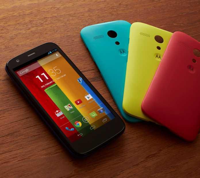 Lenovo kauft Motorola von Google Moto G X