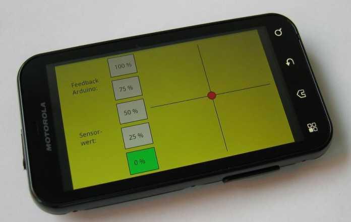 Mit dem ArduSmartPilot gelingt ein sinnvoller Einsatz von Smartphones an Schulen.