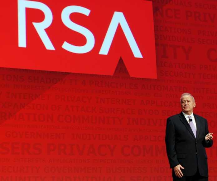 RSA-Chef Coviello versucht das Image der Firma zu retten.