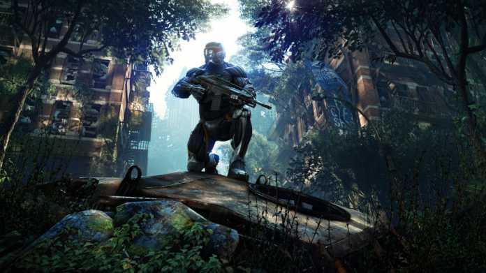Ein heißer Kandidat aufs beste deutsche Spiel 2014: Crysis 3.