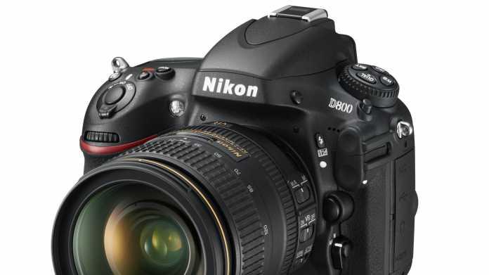 Im Test: Nikon D800