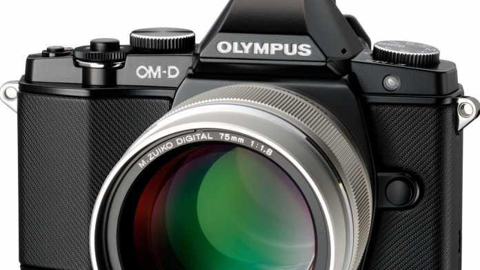 Ausprobiert: M.Zuiko 75 mm f/1.8 an der Olympus OM-D E-M5