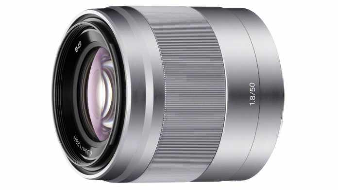 Ausprobiert: Sony NEX-F3 mit E 50 mm, f/1.8