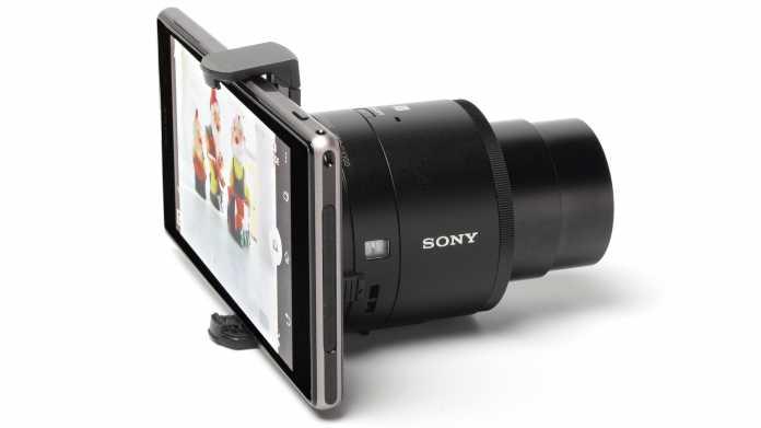 Test: Die Sony QX100