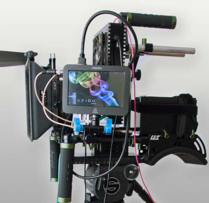 Prototyp Axiom Alpha der Open-Hardware-Kamera