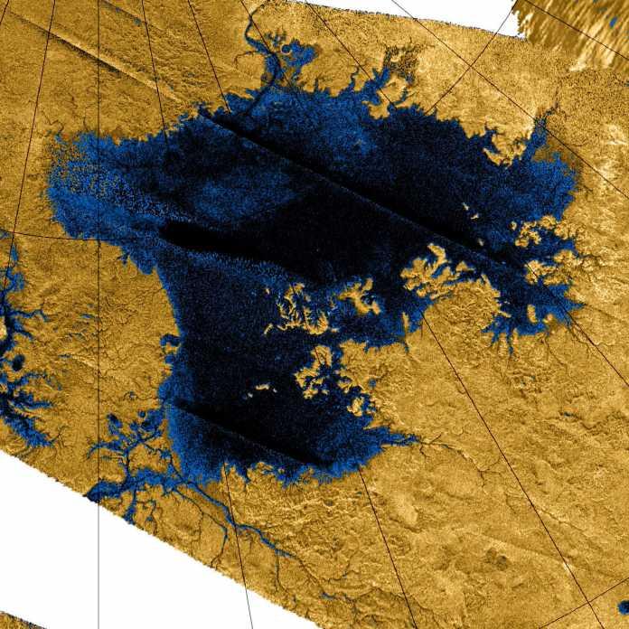 NASA / Jet Propulsion Lab / USGS