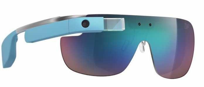 Die Google Glass kommt künftig mit zwei statt einem GByte RAM.