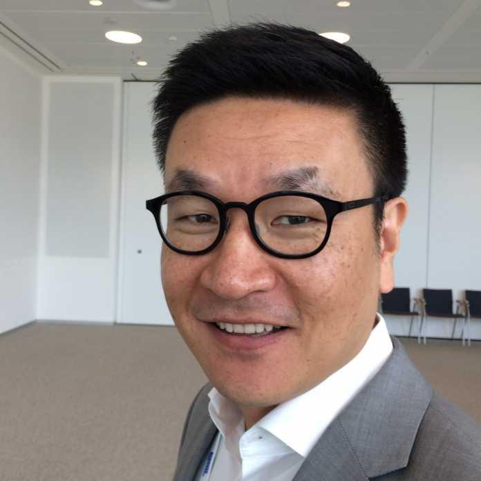 Jae Shin, VP Samsung Knox