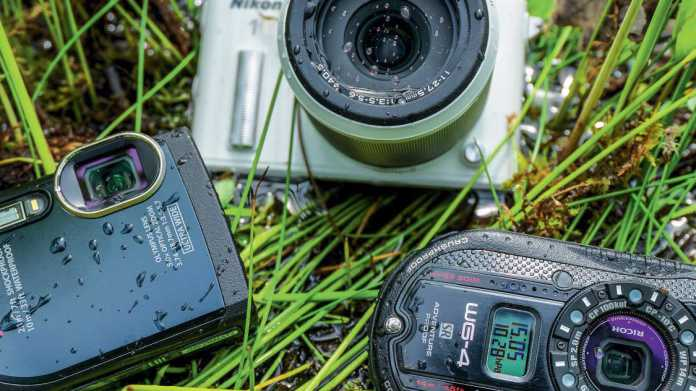 Kaufberatung und Test Outdoor-Kameras