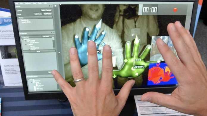 3D-Hand-Scanner für Oculus Rift und Smartphones
