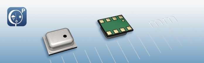Bosch-Sensor: Bislang kommen Apple-Smartphones noch ohne Wettersensoren aus – im Gegensatz zu einigen High-End-Android-Geräten.