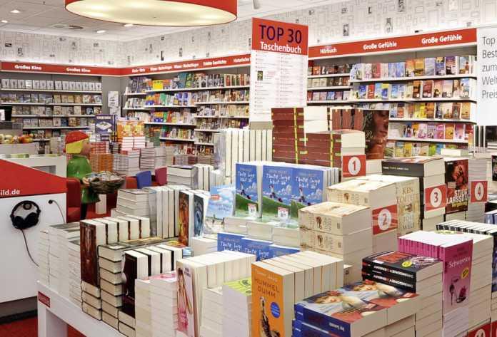 Neue Bücher müssen in Deutschland immer das gleiche kosten – auch bei Amazon.