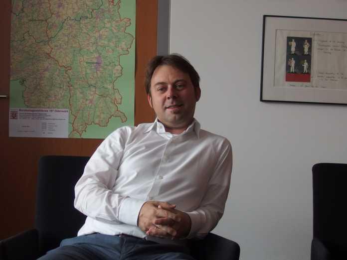 MdB Jens Zimmermann im Gespräch mit heise online.