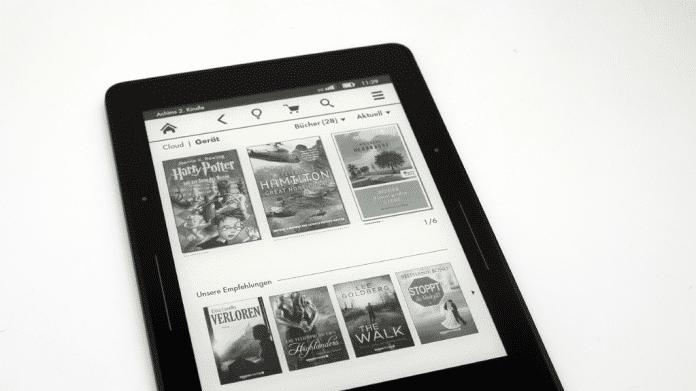 Kindle Voyage im Test: Heller, dünner, leichter zu bedienen
