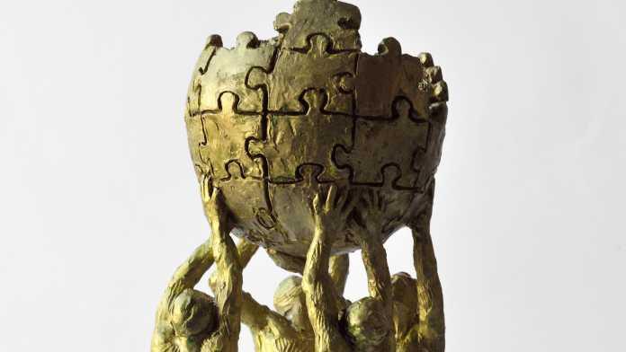 Erstes Denkmal für die Online-Enzyklopädie Wikipedia eingeweiht