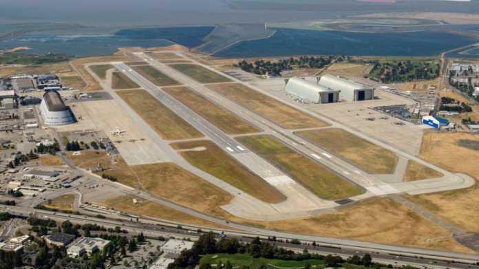 Google mietet kalifornischen Flugplatz für 60 Jahre