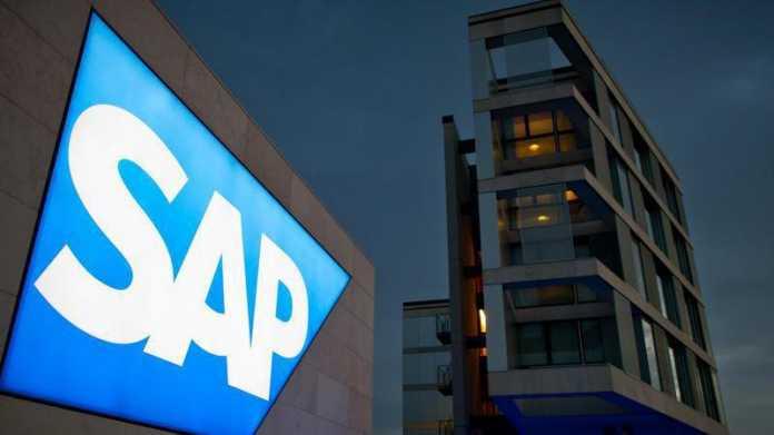 Software-Unternehmen SAP