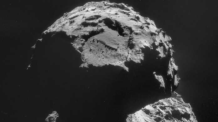 ESA-Mission Rosetta: Philae in Ruhezustand übergegangen