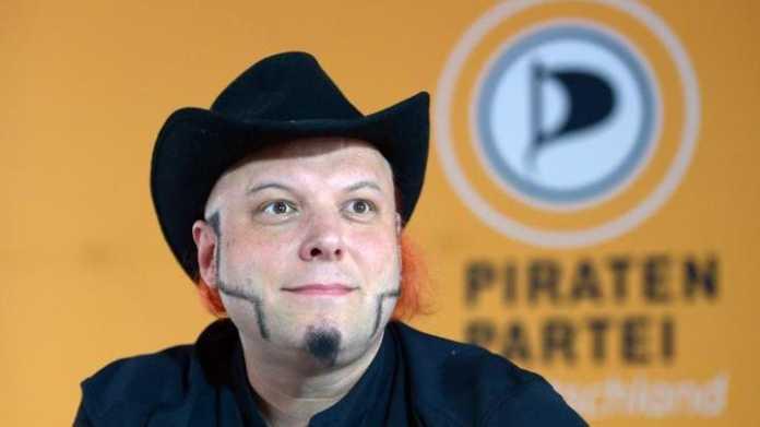 Musiker Bruno Kramm übernimmt Vorsitz der Berliner Piratenpartei