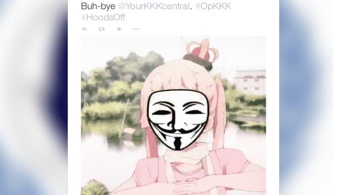 Gekapertes KKK-Konto