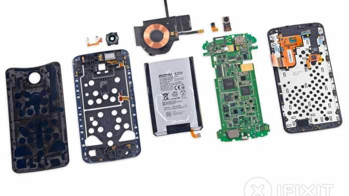 iFixit: Nexus 6 ist einfach zu reparieren