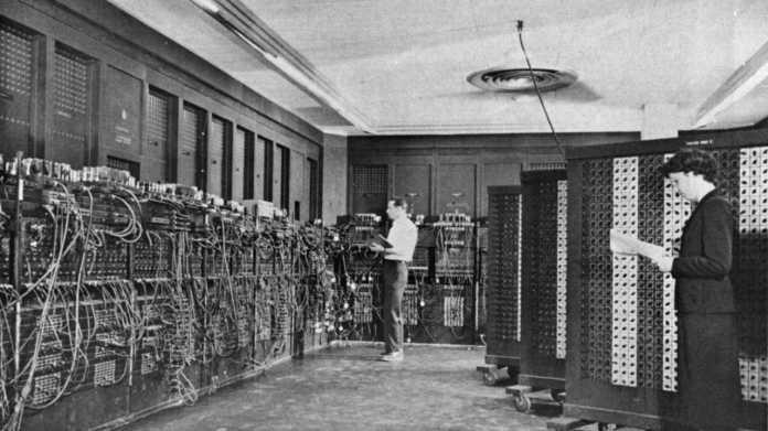 ENIAC: Erster Computer der Welt erstrahlt in neuem Glanz