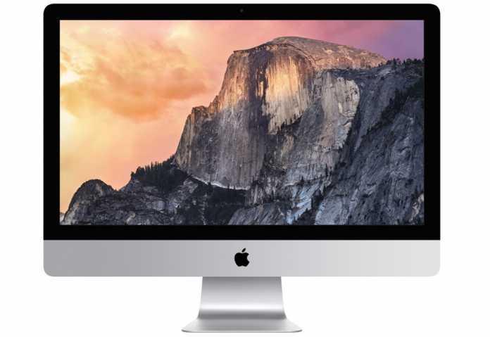 Neuer iMac oftmals schneller als Mac Pro