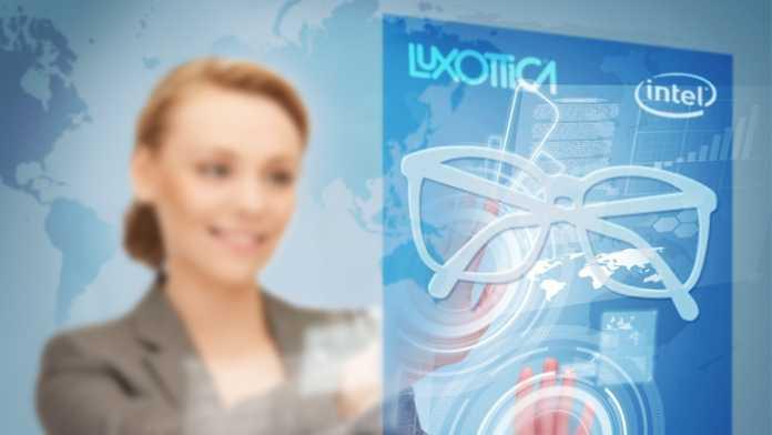 Intel will bei Datenbrillen mitmischen