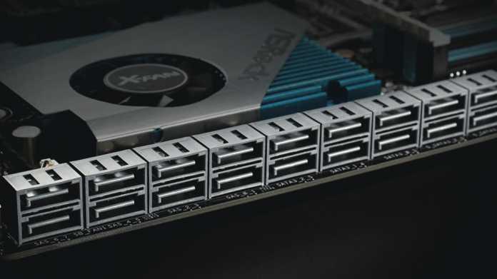 SATA-Ports bei Haswell-E-Systemen nur eingeschränkt nutzbar