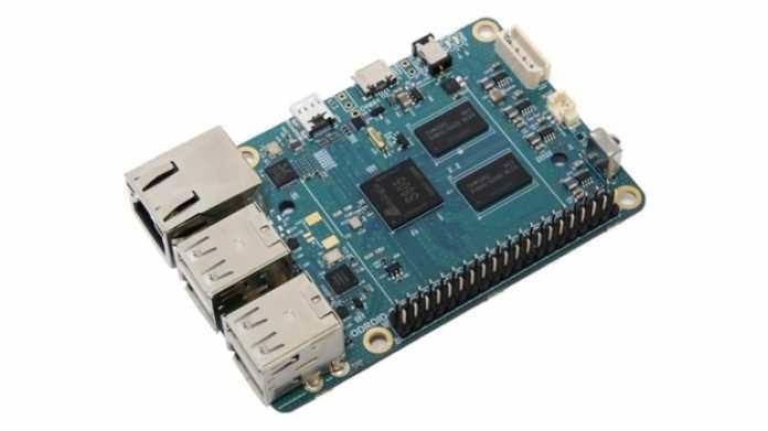 Raspberry-Pi-Konkurrent in der Startlöchern