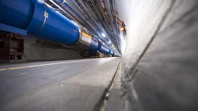 CERN: LHC soll ab März 2015 wieder einsatzbereit sein