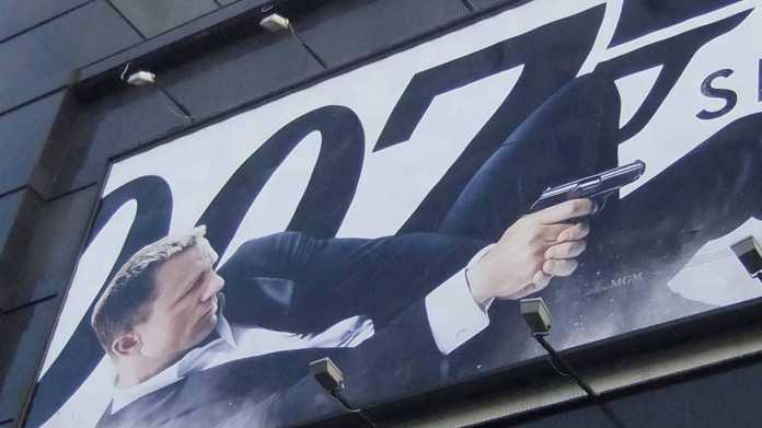 Bond gehackt