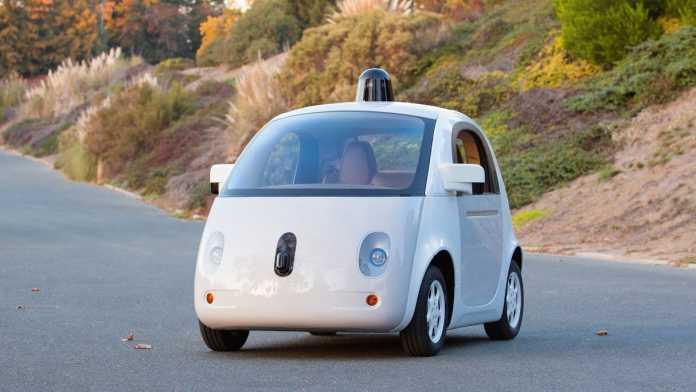 Selbstfahrendes Auto: Google enthüllt ersten Prototypen